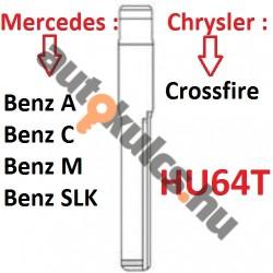 Mercedes / Chrysler : Benz...