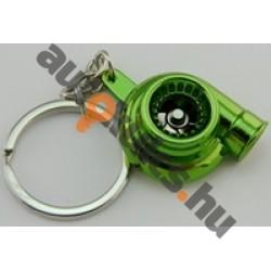 Turbó zöld neon