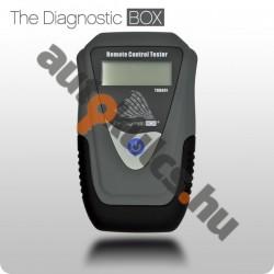 TDB001 - Frekvencia Tester