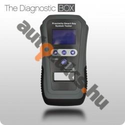 TDB003 - Frekvencia Tester