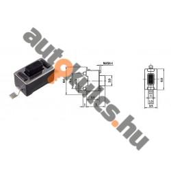Kétlábú SMD Mikrokapcsoló :...