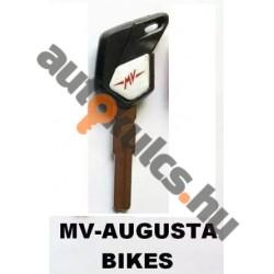 MV Agusta - Motorkulcs FEKETE