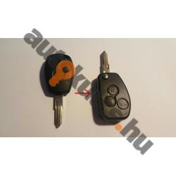Renault / Dacia - 3 gombos...