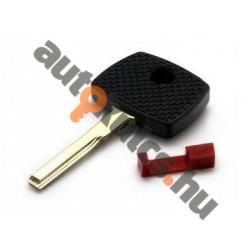 Mercedes kulcs chiptartóval