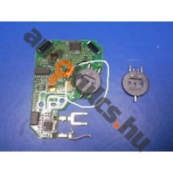 Megane transponder antenna