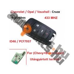 Chevrolet / Opel : Cruze -...