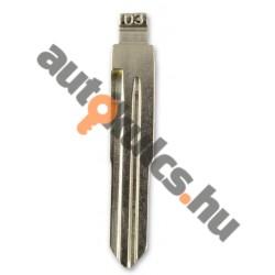 Honda : Kulcsszár ( HON58R )