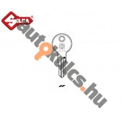 SILCA: ED2 10 Autókulcs
