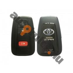 GYÁRI Toyota : C-HR - 2 + 1...