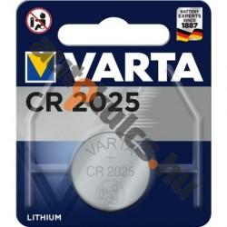VARTA : CR2025 B5 - Gombelem